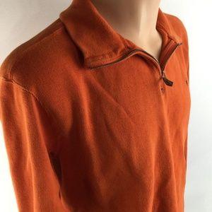 POLO RALPH LAUREN Men 1/4 Zip Long-Sleeve Pullover